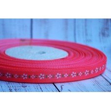 Декоративна репсовая лента  10 мм.