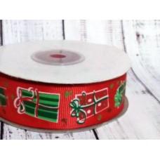 Декоративная репсовая лента